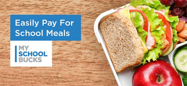 """Easily pay for school meals - MySchoolBucks"""